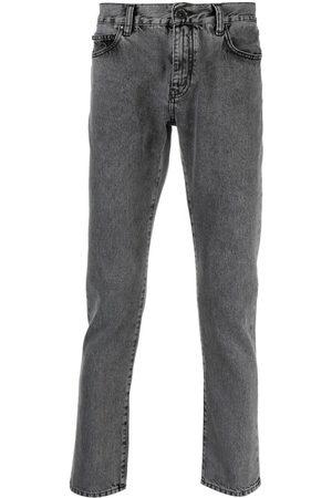 OFF-WHITE Jeans mit schmalem Bein