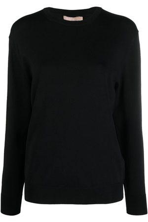 12 STOREEZ Pullover mit rundem Ausschnitt