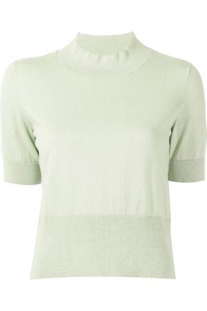 Ports V Damen T-Shirts, Polos & Longsleeves - T-Shirt mit Logo-Print
