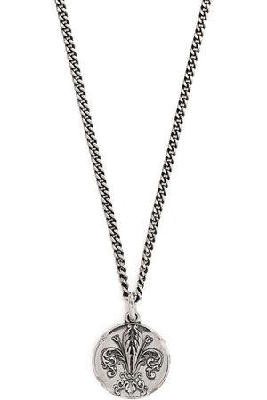 EMANUELE BICOCCHI Halskette mit Münzanhänger