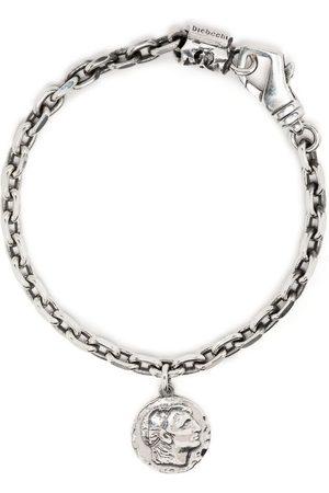 EMANUELE BICOCCHI Armband mit Münzanhänger