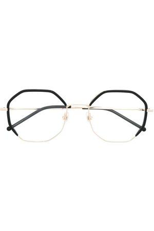 GIGI Damen Accessoires - Brille mit geometrischem Gestell