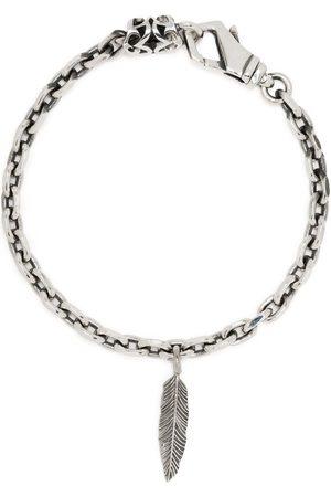 EMANUELE BICOCCHI Armband mit Federanhänger