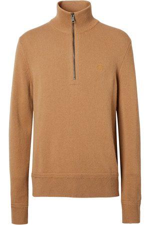 Burberry Pullover mit Reißverschluss