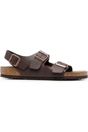 Birkenstock Milano Sandalen mit Doppelschnalle
