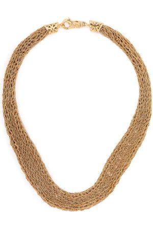 EMANUELE BICOCCHI Halskette in Häkeloptik