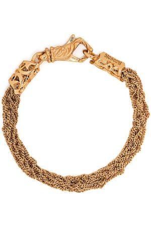 EMANUELE BICOCCHI Armband in Häkeloptik