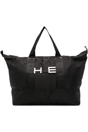 HELIOT EMIL Herren Handtaschen - Shopper mit Logo-Detail