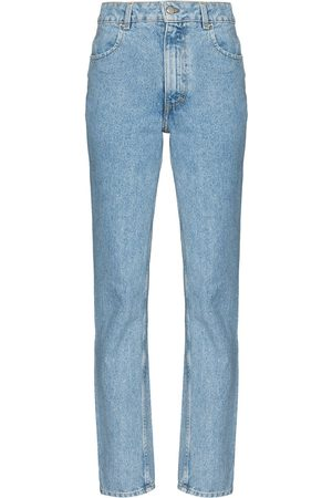 Eckhaus Latta Gerade Jeans