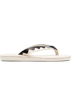 Ancient Greek Sandals Ammos Flip-Flops