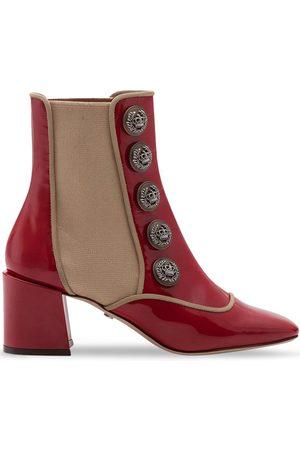 Dolce & Gabbana Verzierte Stiefeletten