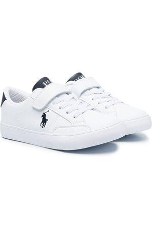 Ralph Lauren Sneakers mit Klettverschluss