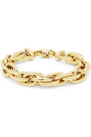 Lauren Rubinski Cable-chain 14kt Bracelet