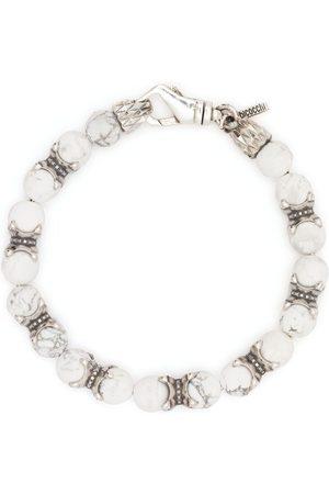 EMANUELE BICOCCHI Herren Armbänder - Kettenarmband mit Perlen
