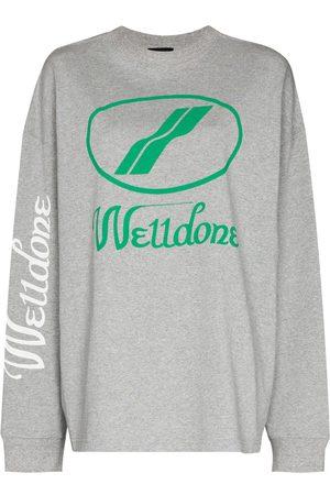 We11 Done Oversized-Sweatshirt