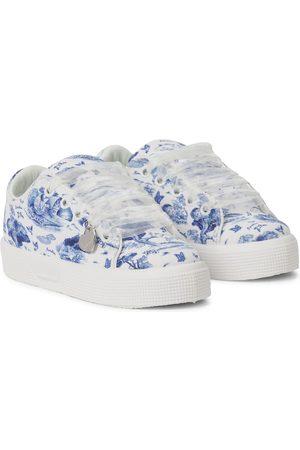MONNALISA X Disney® Sneakers aus Canvas