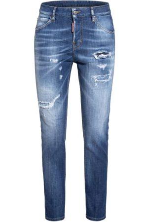 Dsquared2 Skinny Jeans Cool Girl blau