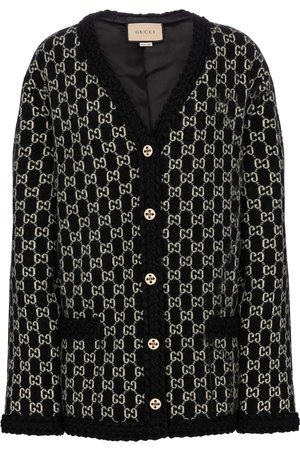 Gucci Cardigan GG aus Wolle