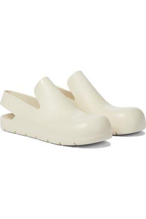 Bottega Veneta Slingback-Slippers Puddle aus Gummi