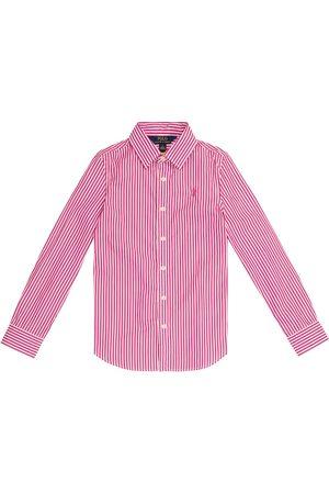 Ralph Lauren Hemd aus Baumwolle