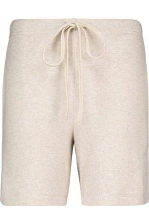 Velvet Shorts Janey aus Jersey