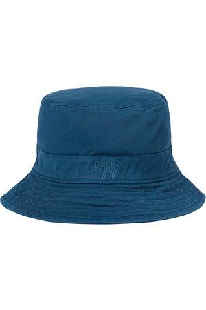 Il gufo Bestickter Hut aus Baumwolle