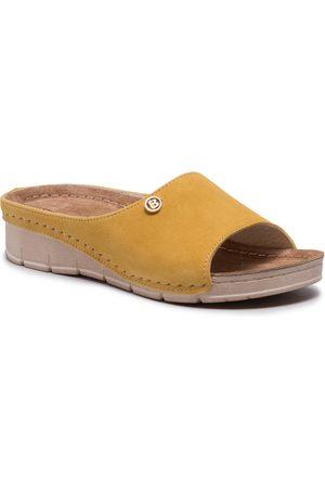 Baldaccini 1498500 Żółty Zamsz