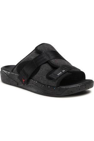 Nike Jordan Crater Slide CT0713 001 Black/University Red