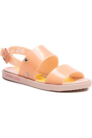Zaxy Looney Tunes Sandal Ad 18138 Nude 90123 HH285120