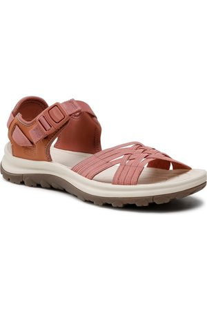 Keen Terradora II Strappy Open Toe 1024879 Redwood/Pheasant