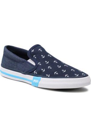 Helly Hansen W Copenhagen Slip-On Shoe 114-85.597 Navy/Off White/Aqua Blue