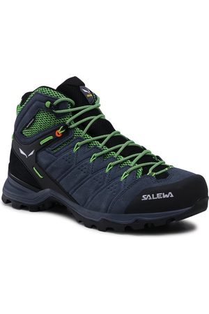 Salewa Ms Alp Mate Mid Wp 61384-3862 Ombre Blue/Pale Frog 3862