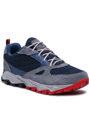 Columbia Ivo Trail Breeze BM0089 Collegiate Navy/Bright Red 464