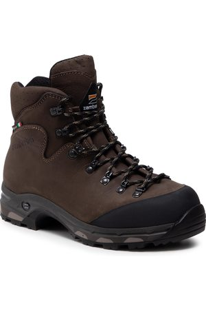Zamberlan 636 New Baffin Gtx Rr Wl GORE-TEX Dark Brown