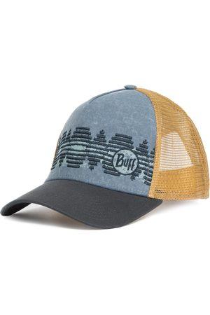 Buff Trucker Cap Tzom 119542.754.10.00 Stone Blue
