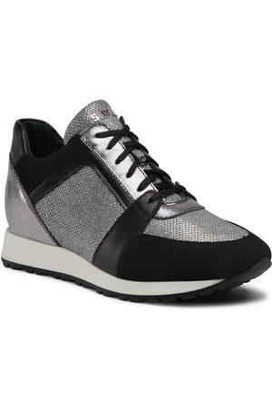 Simen 2808A Czarny/Srebrny