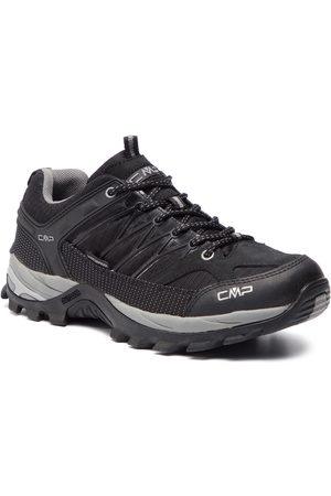 CMP Rigel Low Trekking Shoes Wp 3Q54457 Nero/Grey 73UC