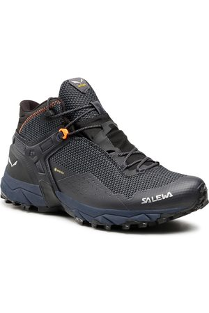 Salewa Ms Ultra Flex 2 Mid Gtx 61387-0984 Black Out/Red Orange 0984