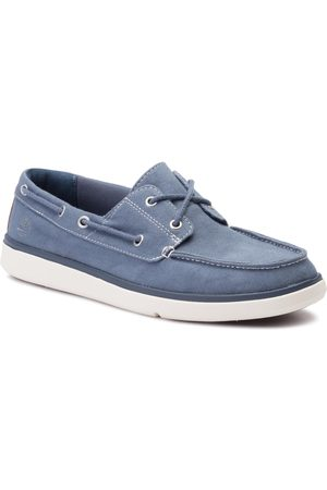 Timberland Gateway Pier TB0A21MN4321 Dark Blue Canva