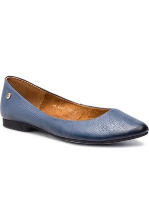 Maciejka 04100-17/00-8 Granat Na Jeans