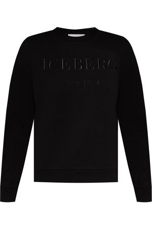 Iceberg Sweatshirt with logo , Damen, Größe: 44 IT