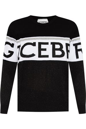 Iceberg Sweatshirt with logo , Damen, Größe: S