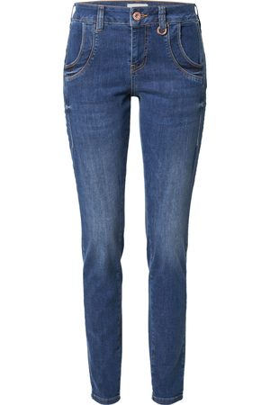 Pulz jeans Damen Cropped - Jeans 'MARY