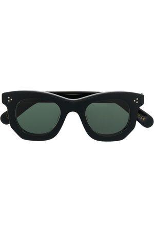 LESCA Sonnenbrillen - Sonnenbrille mit geometrischem Gestell