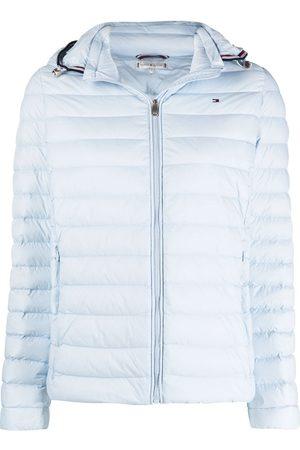 Tommy Hilfiger Damen Winterjacken - Jacke mit Logo