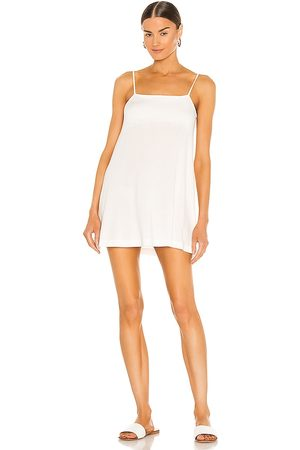 Leset Nora Square Neck Mini Dress in . Size S, XS, M.