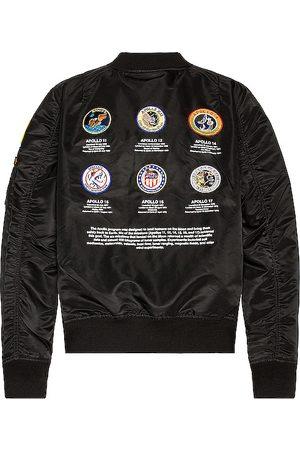 Alpha Industries L-2B Apollo II Fight Jacket in . Size XS, S, M, XL.