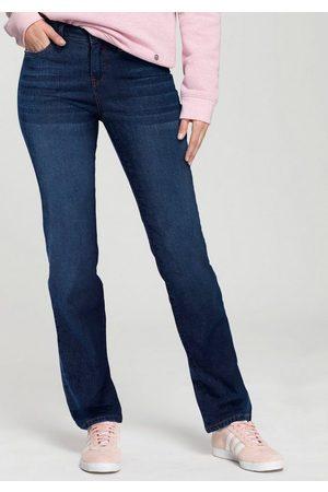 H.I.S Straight-Jeans »Mid-Waist« Nachhaltige, wassersparende Produktion durch OZON WASH