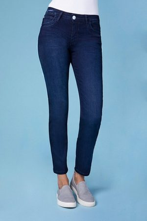 Blue Fire Slim-fit-Jeans »Nancy« in schlichtem Design
