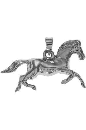 vivance collection Kettenanhänger »925/- Sterling Pferd«, Anhänger